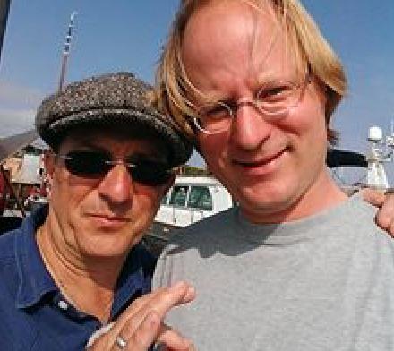 Chefkok Alain meets Zelfkazer Nils