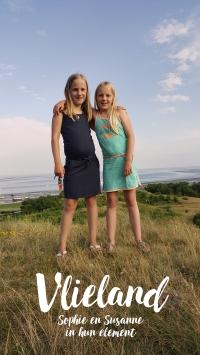 Sophie en Susanne