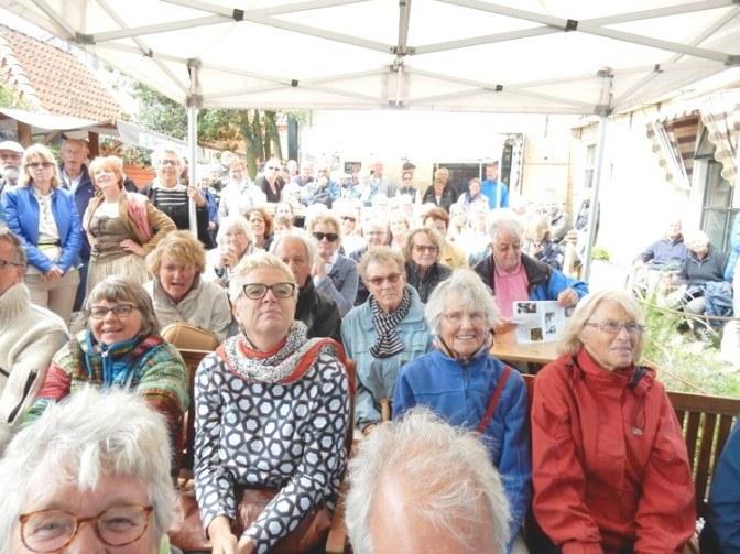 Zeemansliederen festival 'Achter Diek'