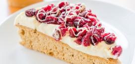cranberry-taart