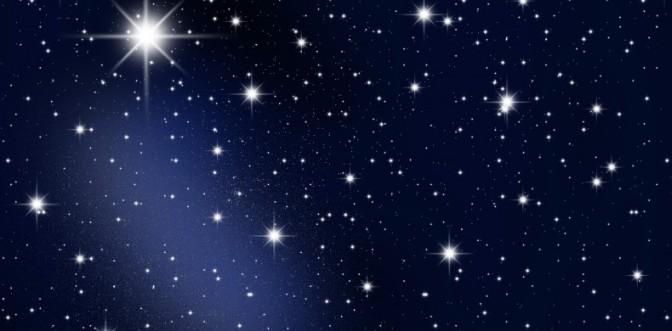Ik zie sterretjes….